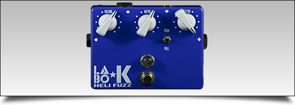 Heli Fuzz by Labo K Effects