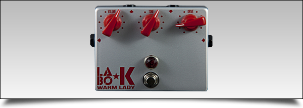 Warm Lady by Labo K Effects