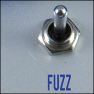Fuzz Ultra pedal by Labo K Effects