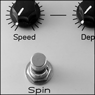 Spinyverb pedal by Labo K Effects
