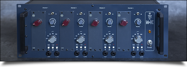 Rack Neve 1272 series by Labo ★ K Effects