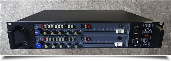 Rack Neve 33115 series by Labo ★ K Effects