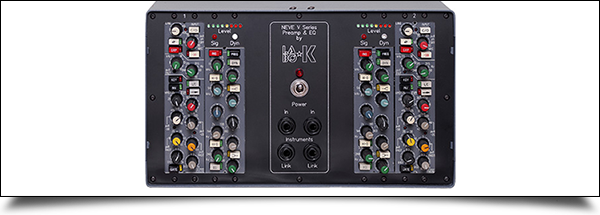 Rack Neve VR option Vu by Labo ★ K Effects
