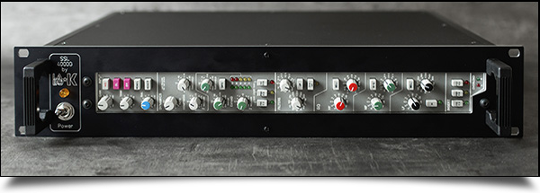 SSL 4000G by Labo ★ K Effects