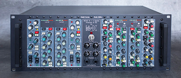 Rack Neve 81 by Labo K Effects